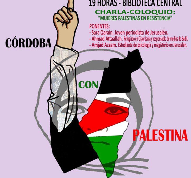 Mujeres palestinas en resistencia