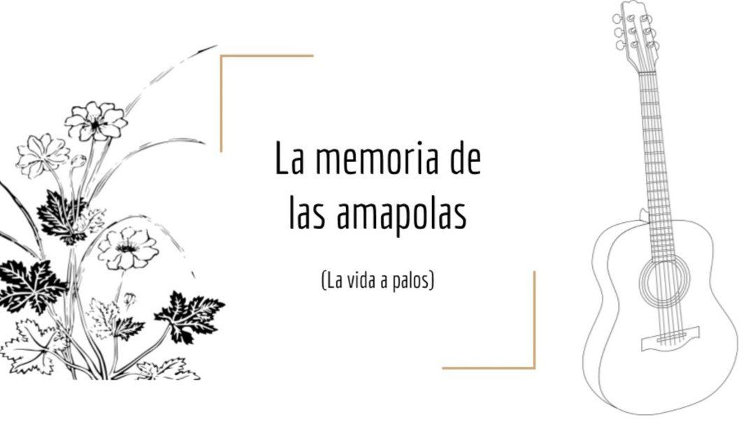 """""""La vida a palos"""", de Antonio Manuel Rodríguez, segunda entrega: """"La memoria de las amapolas""""."""