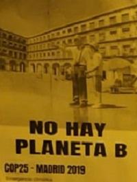 Córdoba amaneció este domingo lleno de carteles contra el cambio climático
