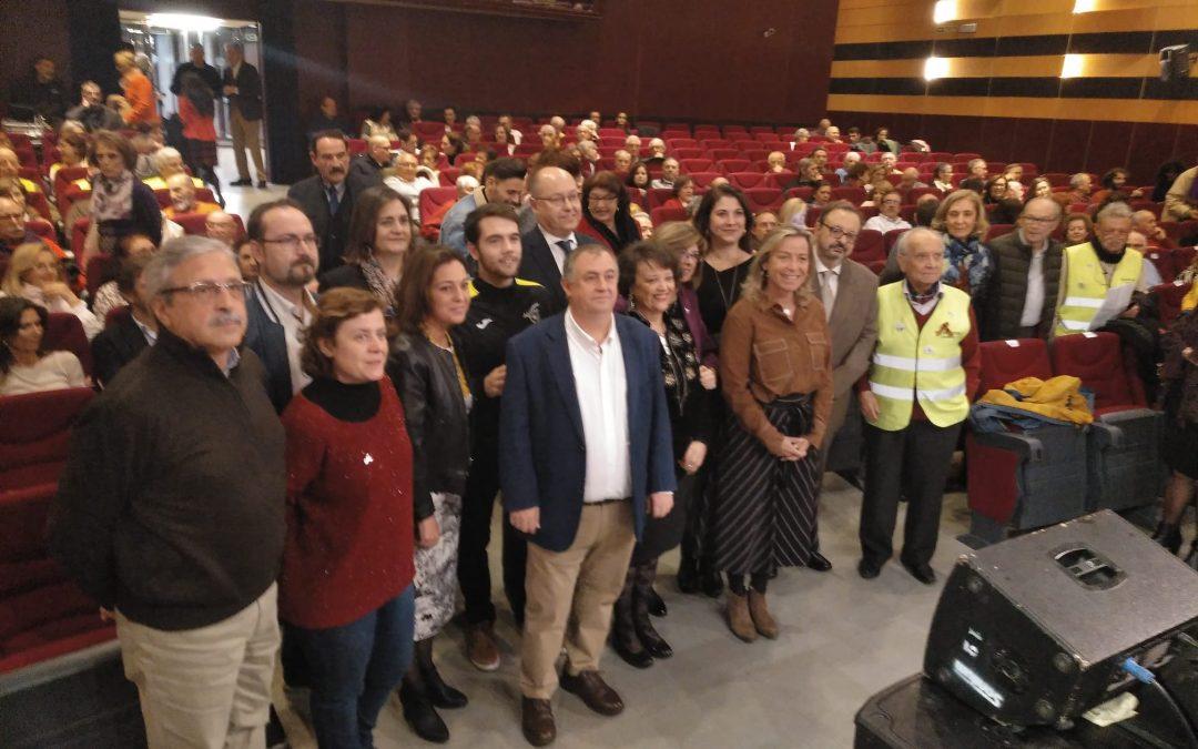 Las AAVV reconocen en su gala el trabajo por los barrios y la ciudadanía