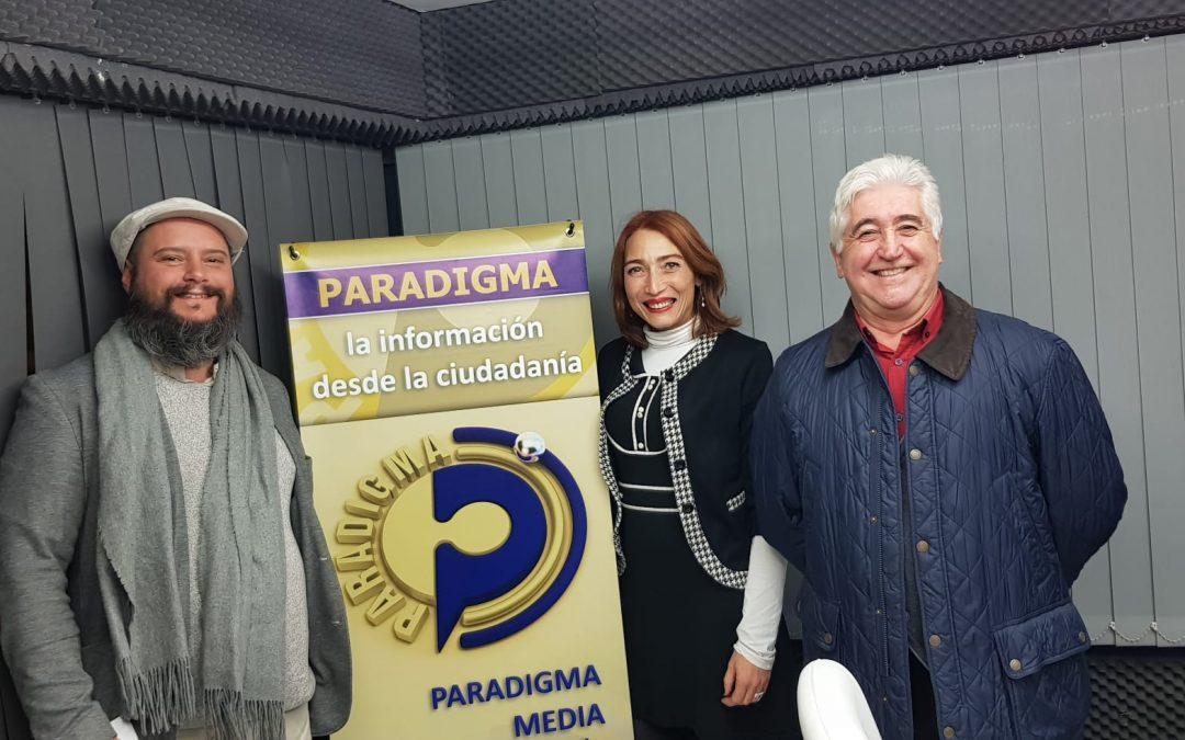 """El próximo domingo, a las 12'00 de la mañana, nuevo programa de """"Domingos Laicos"""", en Paradigma Radio"""