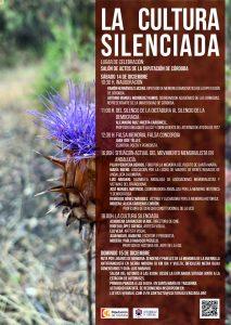 La Cultura Silenciada @ Salón de actos de la Diputación Provincial de Córdoba