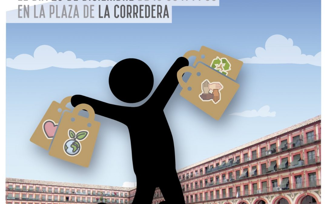 """Barbiana celebra su actividad """"Consume lo más justo"""""""