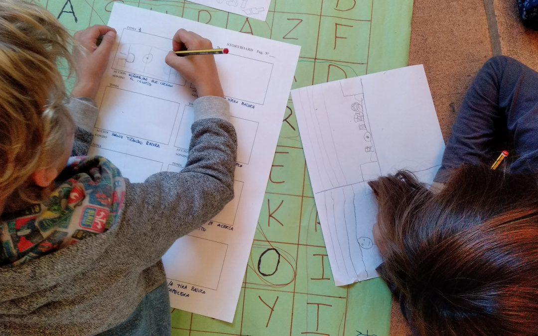 Niñas y niños de Córdoba, en clave de participación infantil