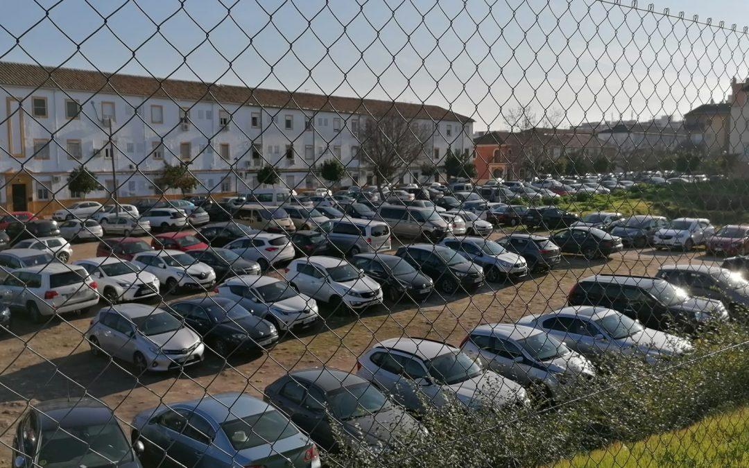 El Campo de la Verdad no es el aparcamiento de Córdoba