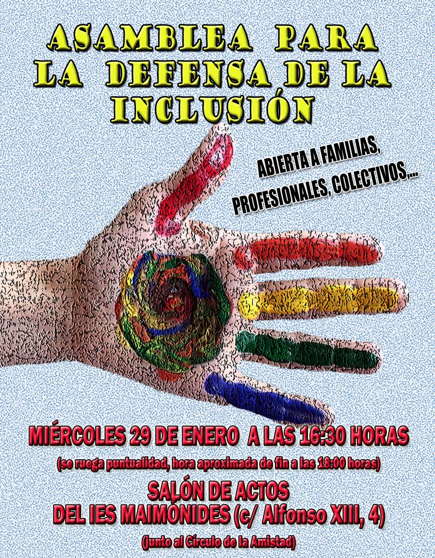 Asamblea para la Defensa de la Inclusión