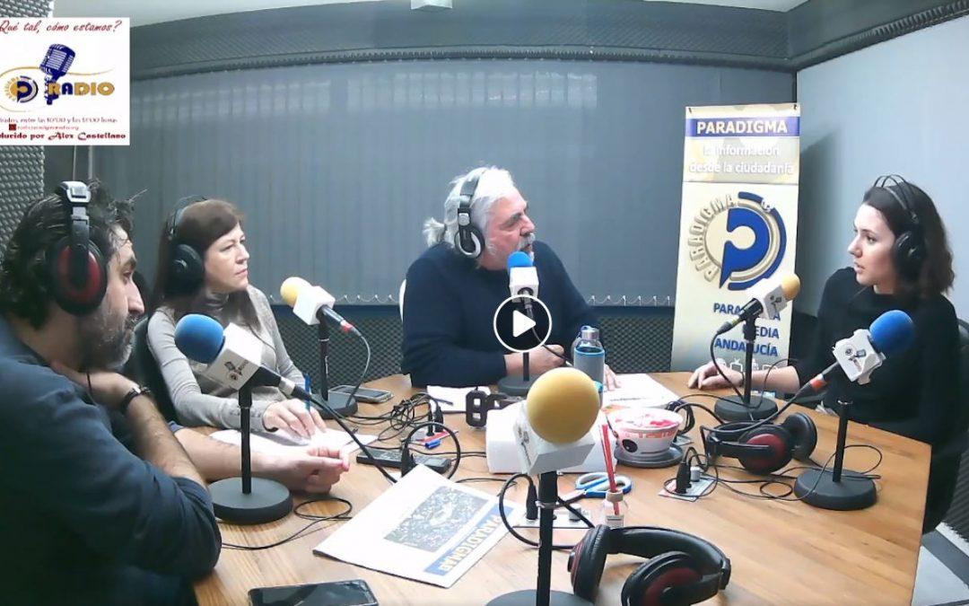 Llega un nuevo ¡¿Qué tal, cómo estamos?!, en Paradigma Radio. Con Álex Castellano e Inés Fontiveros.