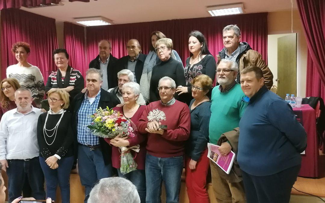 La presentación de las XXXVI Jornadas por la Paz del Distrito Sur homenajean a Paco Martínez Villoslada