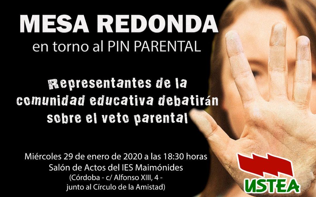 USTEA presenta su guía de actuación para profesorado ante el PIN parental