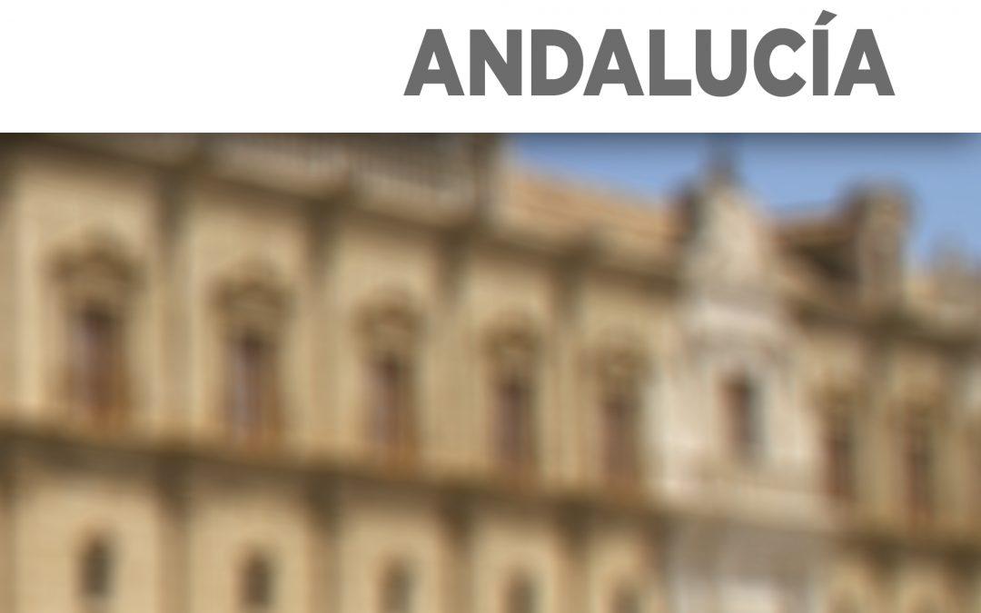 """Publicado el libro """"Instituciones y políticas públicas de Andalucía""""."""