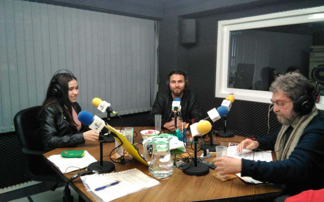 """Décimo programa de """"En Clave de Amnistía"""", con María Jesús Monedero, en Paradigma Radio."""