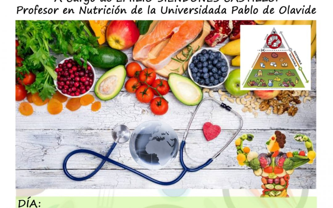 Alimentación para tu salud y la del planeta
