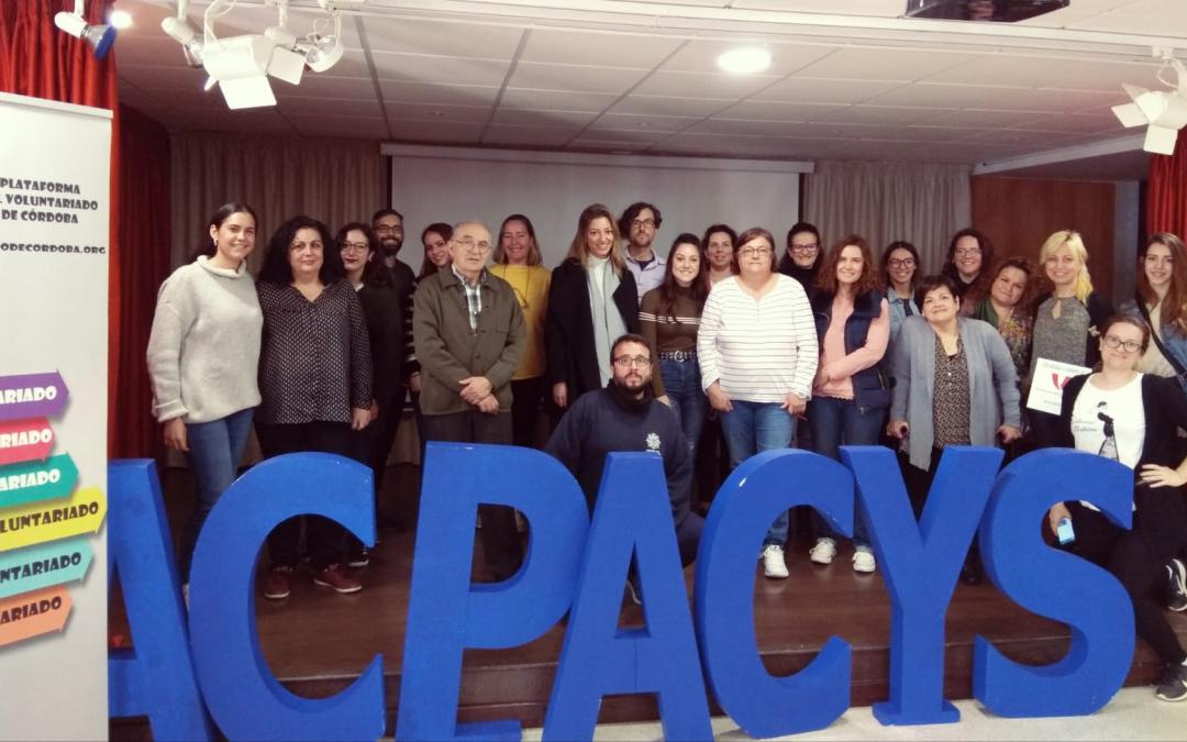 La Plataforma del Voluntariado de Córdoba ya cuenta con 80 entidades asociadas