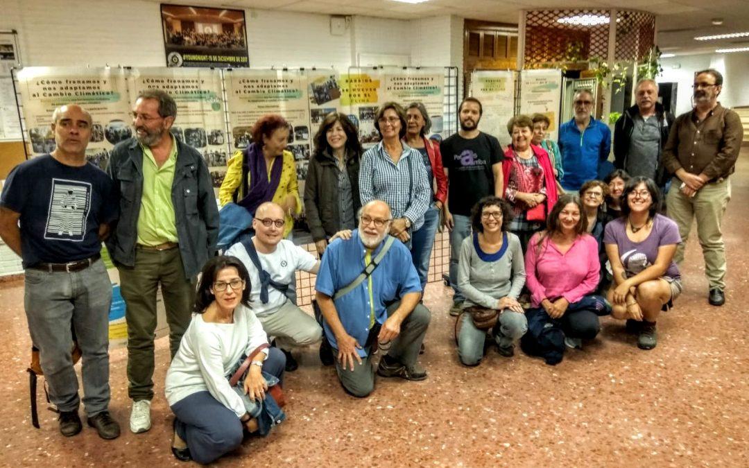 Barrios por el Clima exige la plasmación en presupuestos del compromiso municipal contra el cambio climático