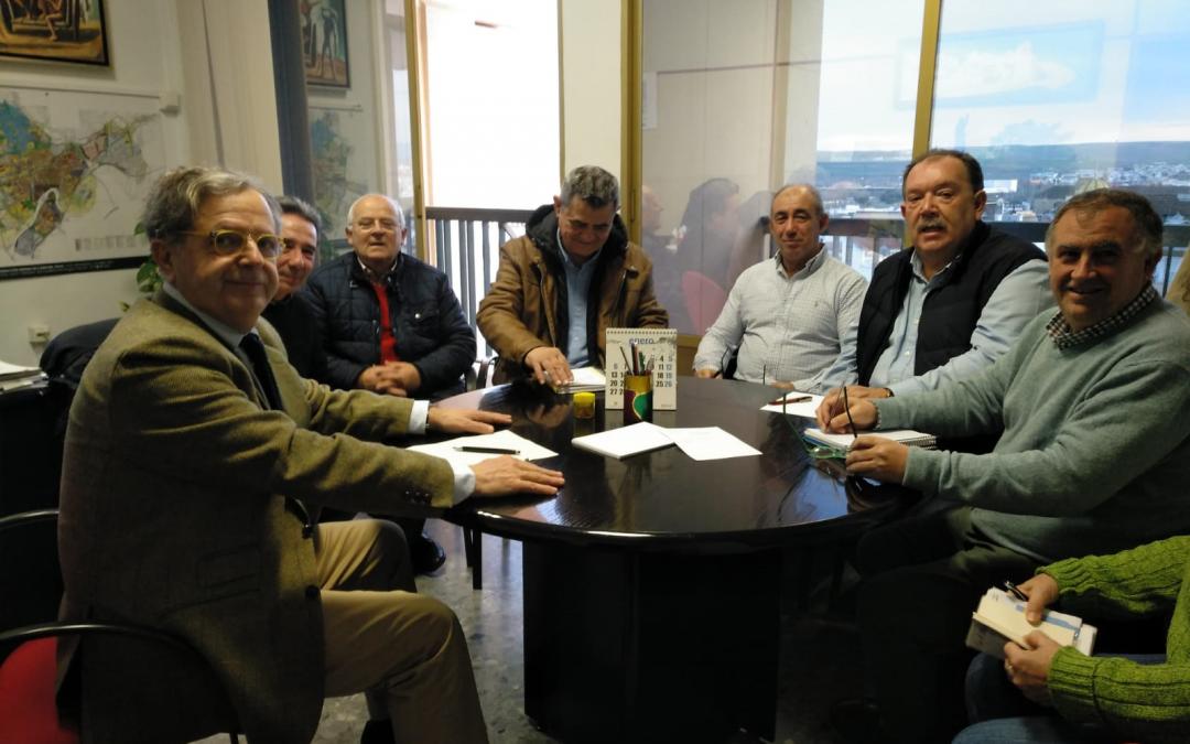Al-Zahara considera muy positiva la reunión con Urbanismo sobre las casas de apuestas