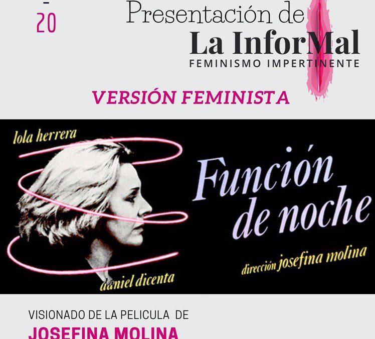 Presentación de La InforMal, feminismo impertinente.