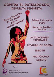 Contra el patriarcado, revuelta feminista @ Plaza de las Tendillas