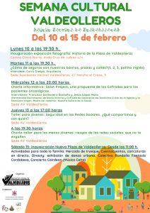 Semana Cultural de Valdeolleros