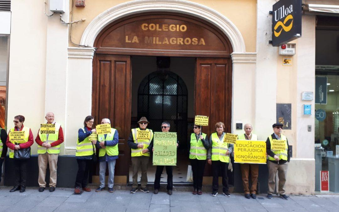USTEA se posiciona contra el nuevo decreto de escolarización y las nuevas zonas educativas