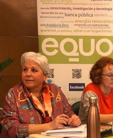 EQUO alerta de que el ataque al ideal de igualdad es un ataque a la democracia. Llama a la participación el 8 de marzo.