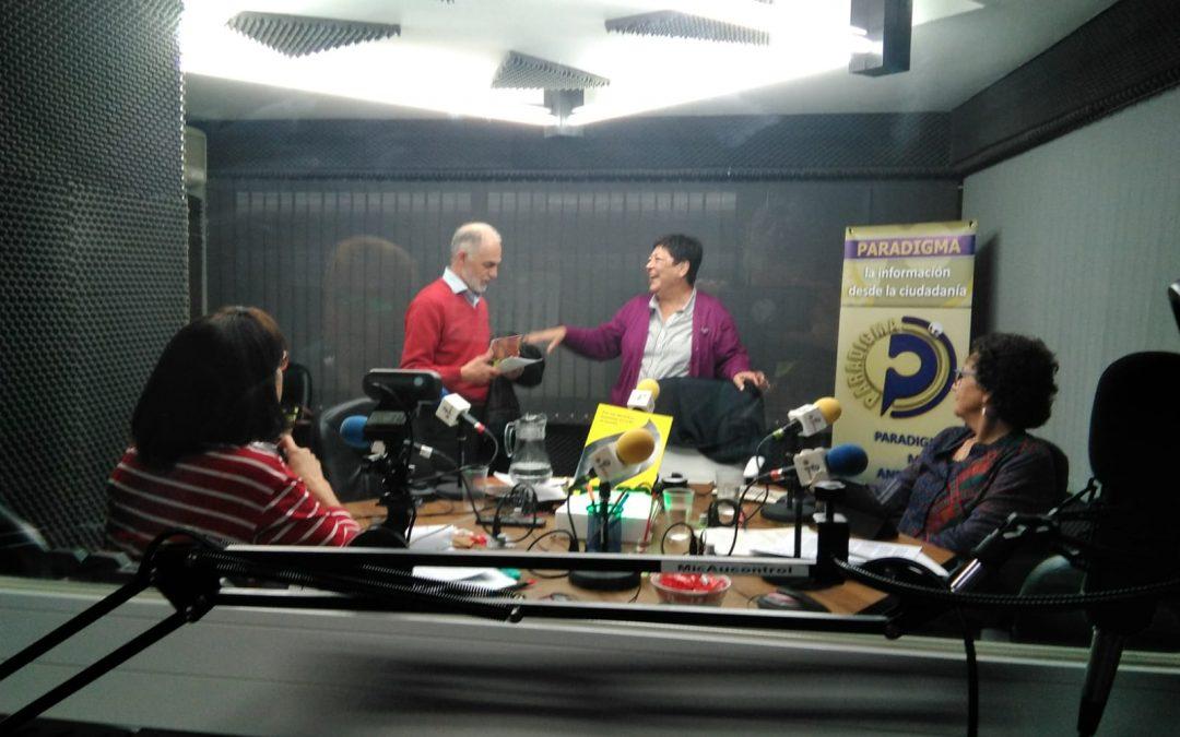 """Nuevo """"En Clave de Amnistía"""", en Paradigma Radio, conducido por María Jesús Monedero"""