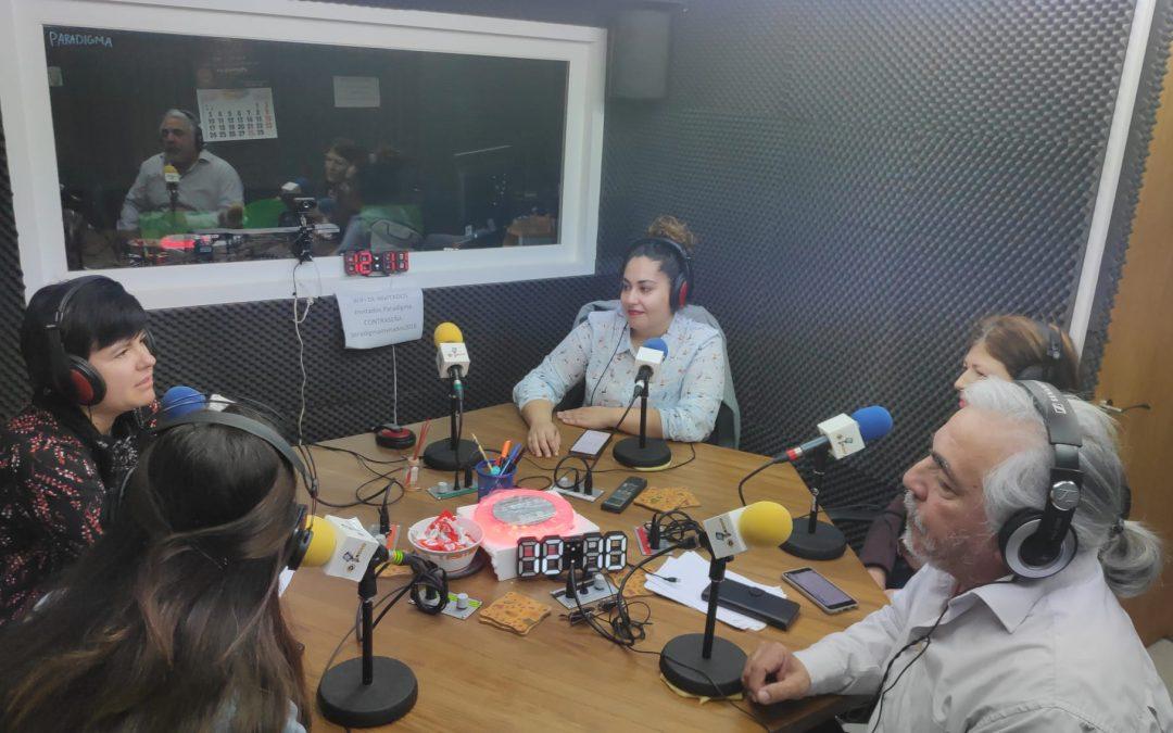 Nuevo ¡¿Qué tal, cómo estamos?!, en Paradigma Radio, con Inés Fontiveros y Álex Castellano