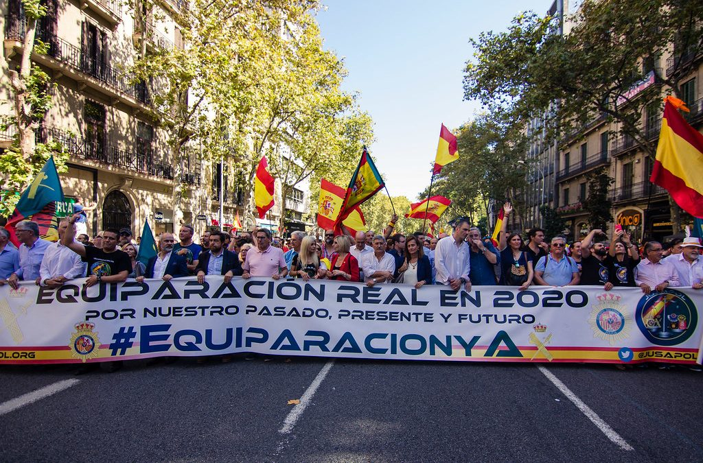 "La Mirada de… Juan Rivera: ""Impunidad. JUSAPOL. Fascismo"""