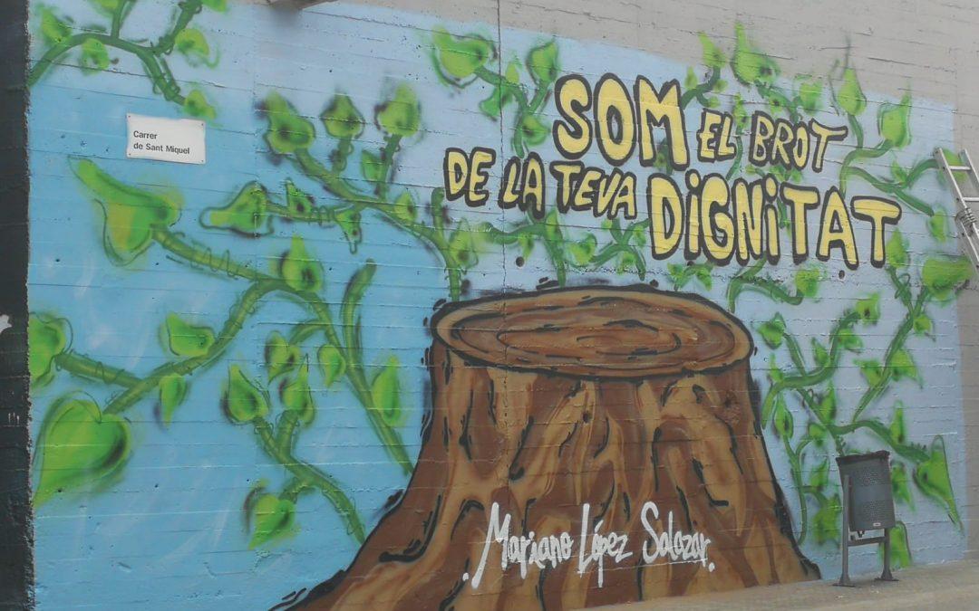 Soplan vientos de dignidad desde el Bajo Llobregat