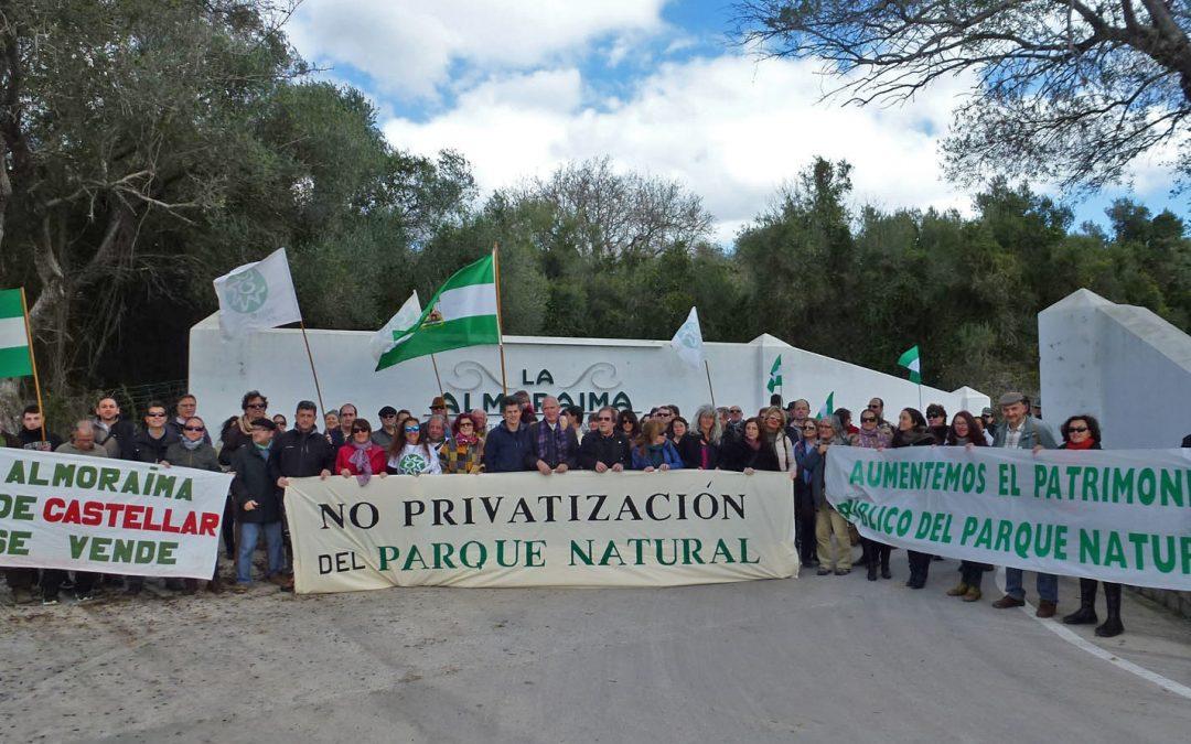 """La justicia avala la ampliación del Parque Natural """"Los Alcornocales"""", en la provincia de Cádiz"""
