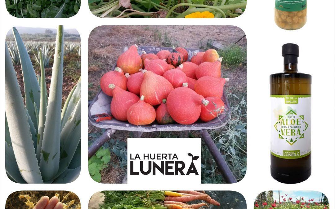 Huerta Lunera nos tras sus riquísimos y frescos productos a nuestras mesas
