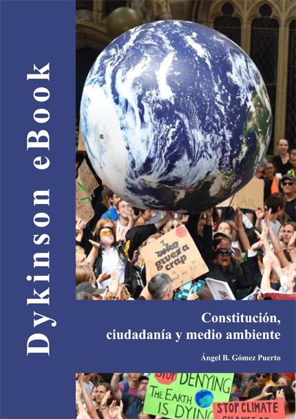 """Publicado el libro """"Constitución, ciudadanía y medio ambiente"""""""