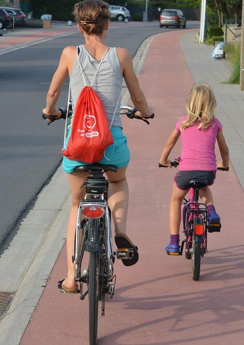 """La Plataforma Carril-Bici llama a mantener el aire limpio apostando por la bici en la """"nueva normalidad"""""""