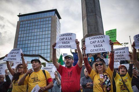 Socorro obrero. La solidaridad es el camino. Javier Rodas