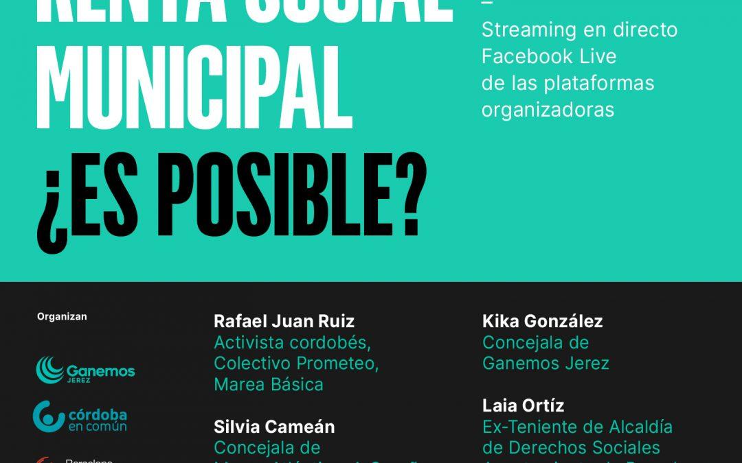 Renta Social Municipal ¿Es posible?