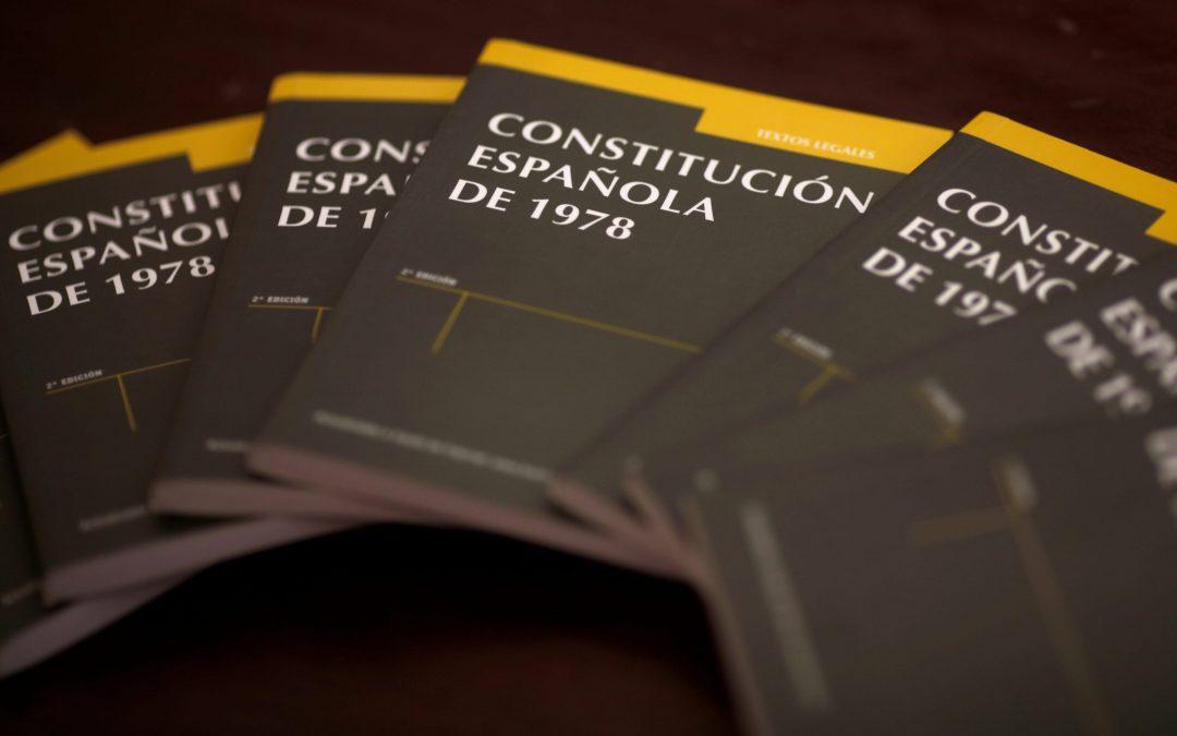 Constitución de 1978: un texto y dos almas.