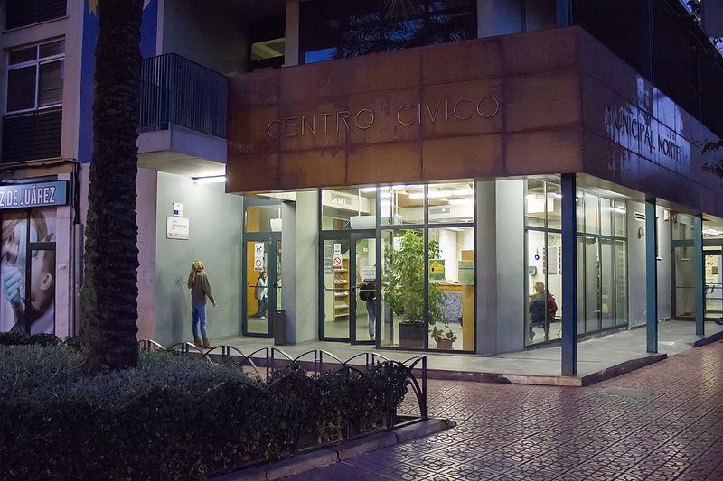 El Consejo del Movimiento Ciudadano urge que se abran los servicios de los centros cívicos