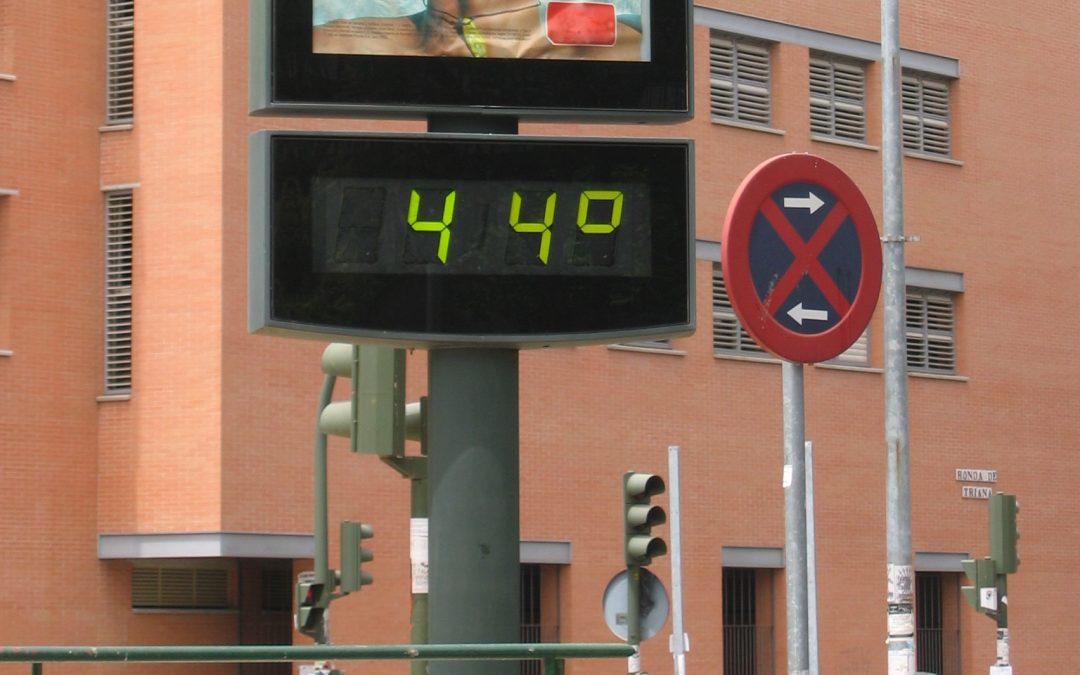 Rebelión por el clima Córdoba reclama a la junta la aprobación del plan andaluz de acción por el clima.