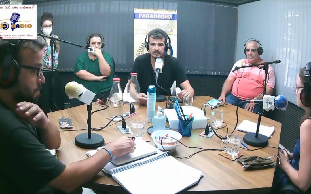 Especial Charlemos sobre la Educación Pública en Paradigma Radio