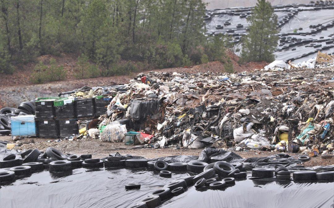 Ecologistas en Acción Andalucía advierte de que Nerva (Huelva) podría estar abocada a la desaparición por despoblamiento