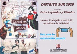 Entre leyendas y fábulas @ Plaza de la Unidad