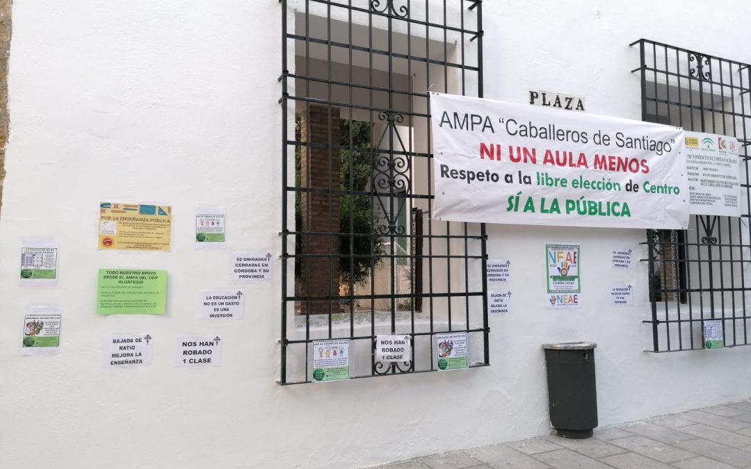 La vuelta al cole, un caótico sálvese quien pueda alentado por la Junta de Andalucía