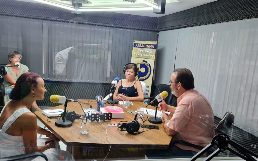 """Nuevo Charlemos, en Paradigma Radio. """"La vuelta al cole segura"""", con la Plataforma Niñas y Niños del Sur"""