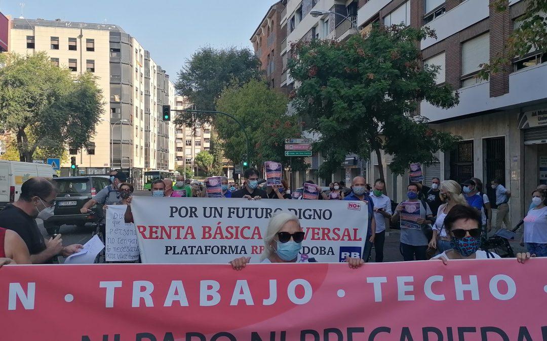 Las Marchas de la Dignidad convocan una concentración en capitulares para exigir al ayuntamiento que ponga en marcha una empresa eléctrica municipal