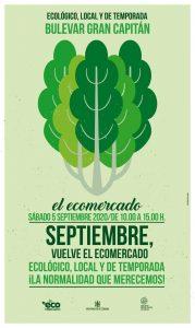 Con septiembre, vuelve el Ecomercado @ Bulevar Gran Capitán