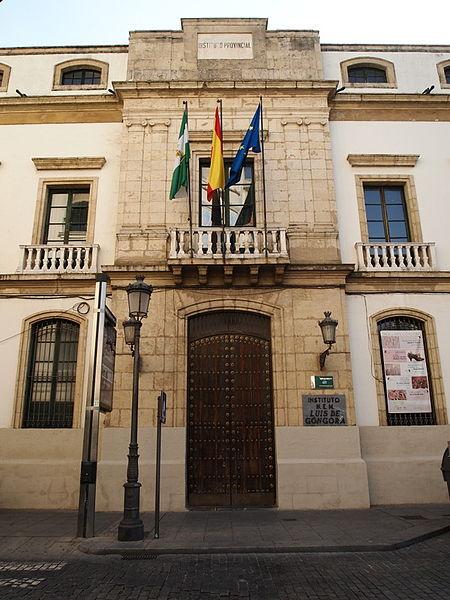 50 aniversario del primer bachillerato nocturno mixto en el Instituto Góngora