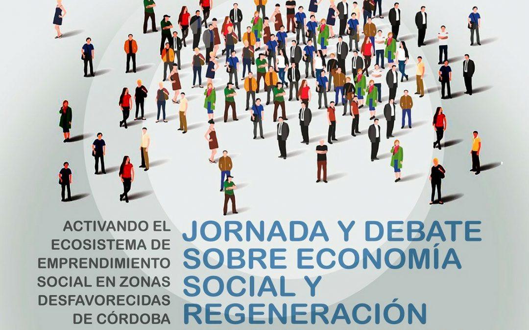 PAX-Patios Axerquía organiza una Jornada sobre economía social y regeneración urbana