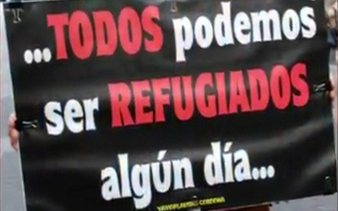 """Habla el Colectivo Yayoflauta: """"Refugiados, ¿personas sobrantes?"""""""
