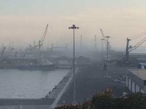 La contaminación del puerto de Almería, ante el Juzgado