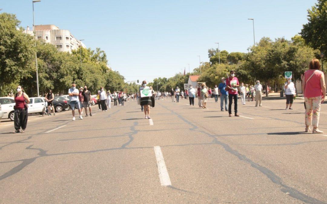 Doblete de las Marchas de la Dignidad en Córdoba este fin de semana: mañana, encuentro de colectivos cordobeses y el domingo, asamblea andaluza