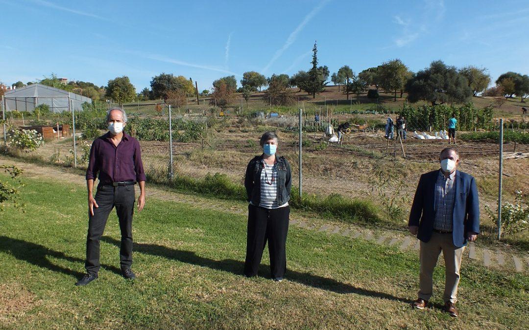 Al-Zahara reivindica el huerto urbano en su decálogo de alimentación sostenible para los barrios